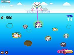 Squid Fishing Spiel