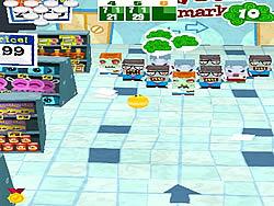 Z4H Supermarket Bowling game