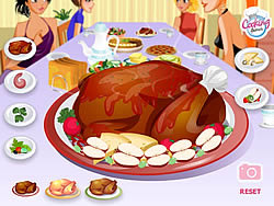 Tasty Turkey oyunu