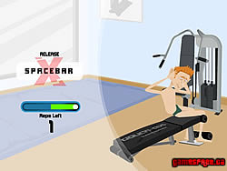Ultimate Douchebag Workout เกม