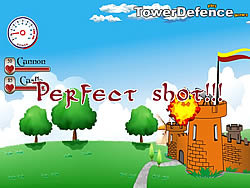 Tower Blast game