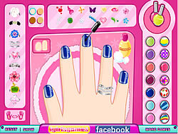 Nail Diy Fun Spiel
