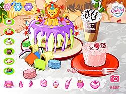 Dream Dessert Spiel