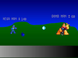 Mega Man RPG game