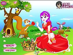 Princess Sarah game