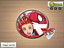Game Pic Tart - Spiderman