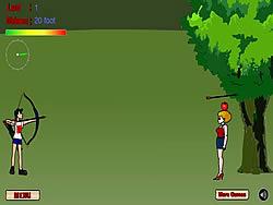 Juega al juego gratis Shoot Belle