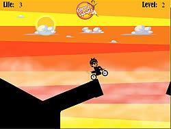 שחקו במשחק בחינם Ben 10 Hard Bike