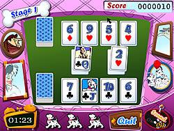 101 Dalmatians Card Battles game