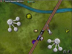 Railroad Shunting Puzzle παιχνίδι