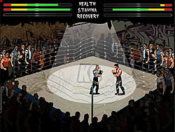 Smash Boxing game