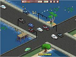 Traffic Command игра
