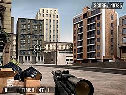 Hot Shot Sniper game