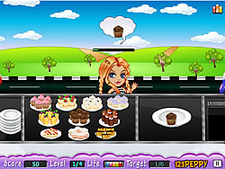 Roadside Bakery game