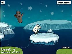 Gioca gratuitamente a Polar Pogo