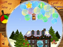 Maglaro ng libreng laro Christmas.Bubbles
