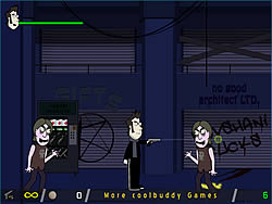 Zombie Mall game