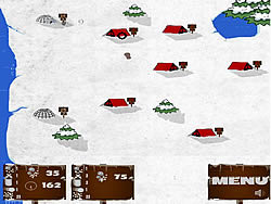 Ice War Game game