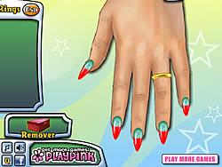 Wedding Nails game