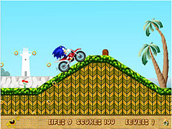 Sonic Ride game