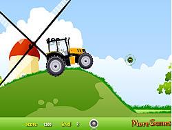 jeu Ben 10 Tractor