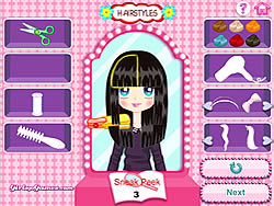 Juega al juego gratis Dream Date Dress Up - Girl's Style