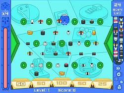 無料ゲームのSushi Cat 2をプレイ