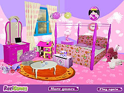 Princess Room Decoration Spiel
