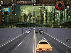 無料ゲームの3D Racerをプレイ