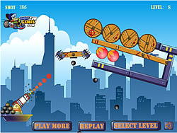 เล่นเกมฟรี Cannon Venture