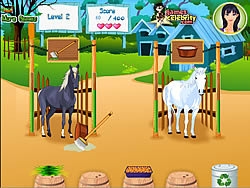 Horse Care Apprenticeships game