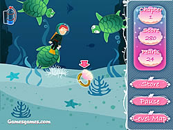 Diving For Love game