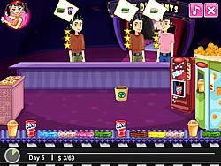 無料ゲームのMovieplex Frenzyをプレイ