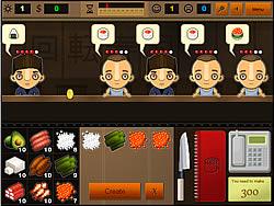 Gioca gratuitamente a Sushi Bar