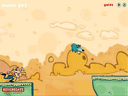 Run Doggy Run game