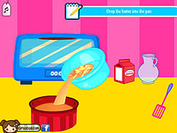 Kids Apple Pancake