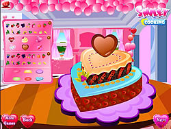 Cake for Loveゲーム