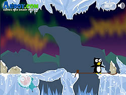 Peter the Penguin Spiel