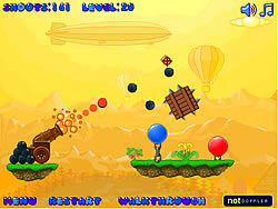 เล่นเกมฟรี Kaboomz 2