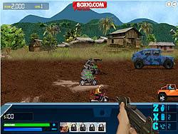 jeu Warzone Getaway 2