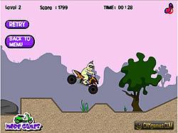 Mr Cak ATV oyunu