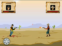 Cowboy Duel game