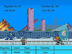 Nintendo RPG spel
