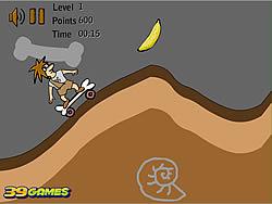 Jogar jogo grátis Stone Age Skater 2