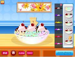 Ice Cream Decoration game