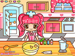 Macaroon Chef game