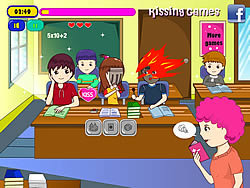 Classroom Love game