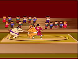 Sumo игра
