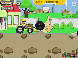 Diego tractor game