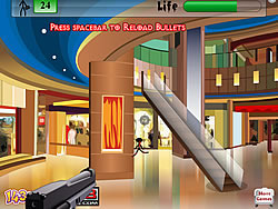 Juego Shopping Mall Shooting